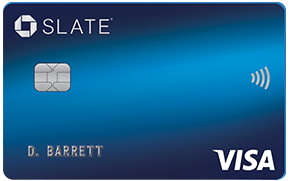image of Chase Slate Card