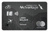 image of Citi AAdvantage World Elite Mastercard