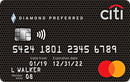 image of citi diamond preferred card