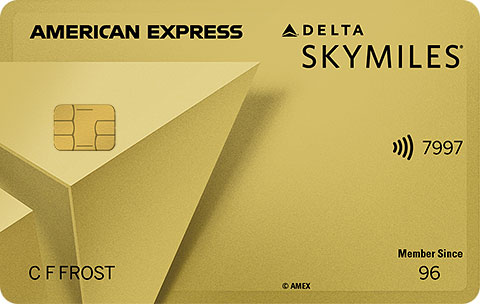 get the Delta Gold Skymiles card