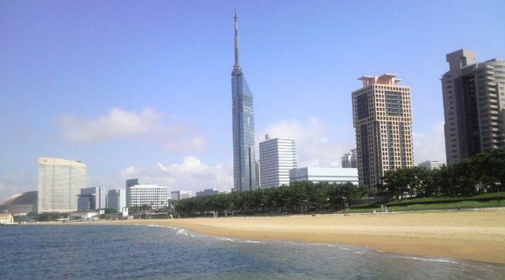 image of Fukuoka Tower