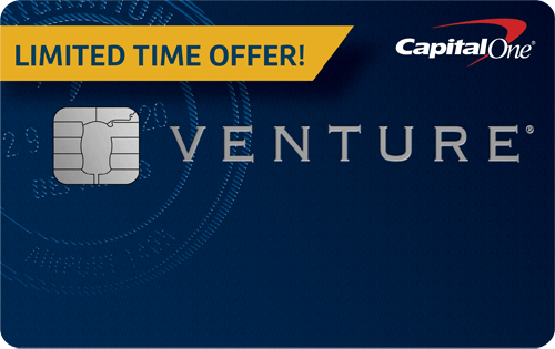 Capital One Venture Card 2020_Limited Time Offer Banner