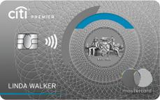 Citi Premier Card Logo