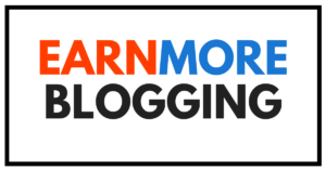 Earn More Blogging course - learn more