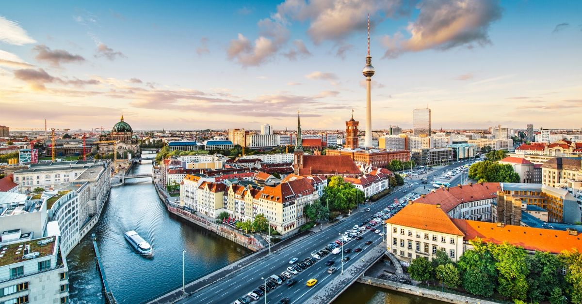 Go Berlin Pass Review - picture of Berlin skyline