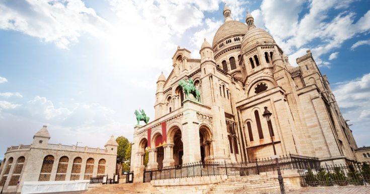 Go Paris Explorer Pass Review - picture of Basilica of Sacred Heart
