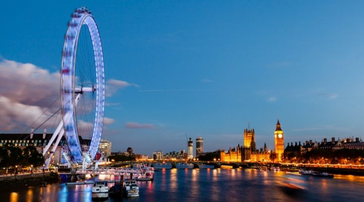 Go London Explorer Pass Review - picture of London Eye