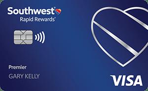 Picture of Southwest Rapid Rewards Premier Card