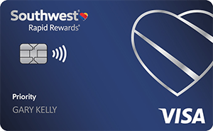 Picture of Southwest Rapid Rewards Priority Card