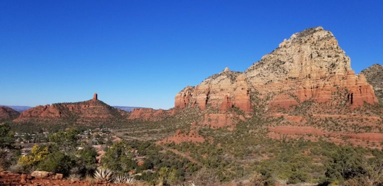 Our Trip to Sedona – Hiking the Red Rocks from Our Luxury Spa