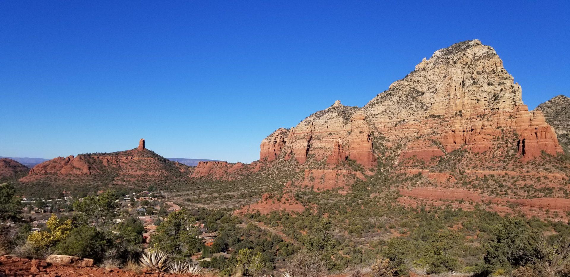 Red rocks of Sedona, AZ