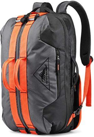 High Sierra Convertible Duffle Bag