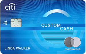 Image of Citi Custom Cash Card