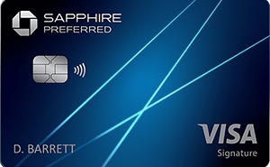 image of Chase Sapphire Preferred Card