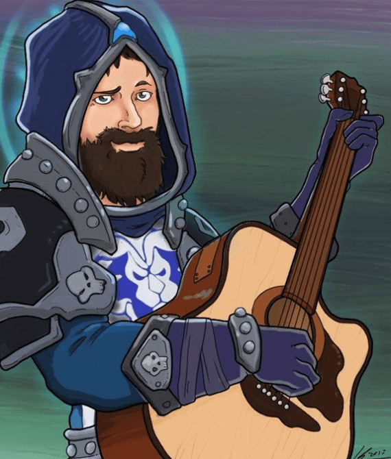 Jay The Tavern Bard