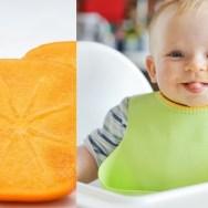 Când și de ce să introducem KAKI în alimentația bebelușului