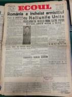 Ziarul Ecoul, 23 August 1944