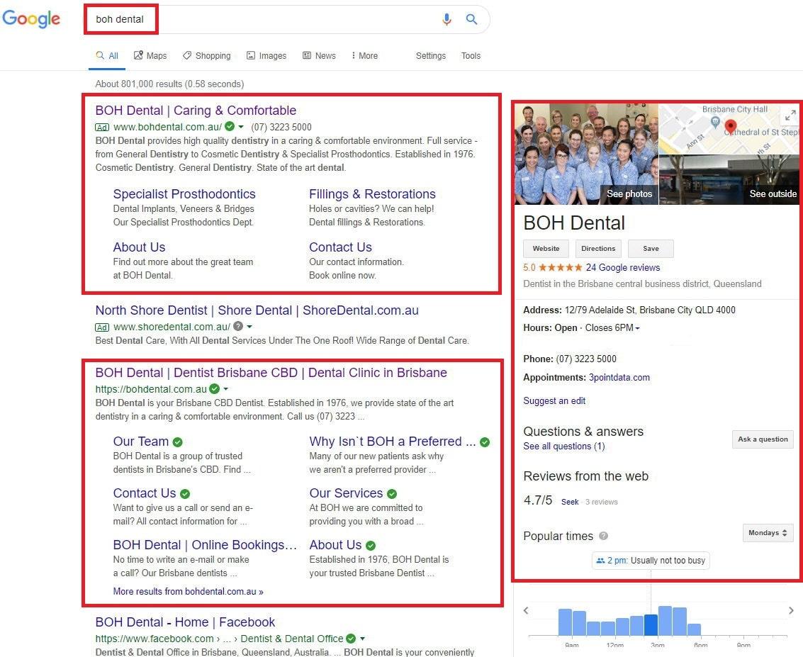 google name search