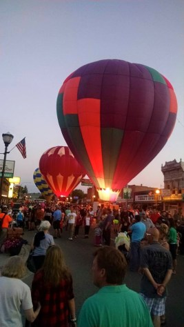 Panguitch Hot Air Balloon Festival