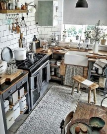 Cozy Farmhouse Kitchen Design Ideas To Try Asap14
