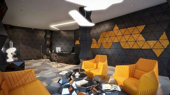 Creative Pattern Interior Design Ideas For Your Room02
