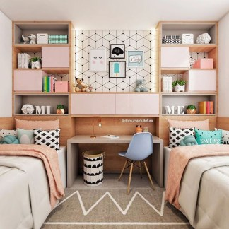 Delicate Tiny Bedroom Decor Ideas For Teens24