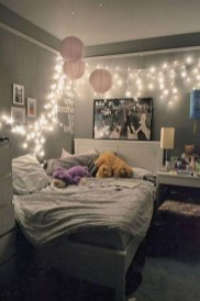 Delicate Tiny Bedroom Decor Ideas For Teens27