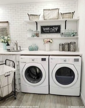 Fabulous Laundry Room Organization Ideas To Try06