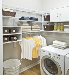 Fabulous Laundry Room Organization Ideas To Try20