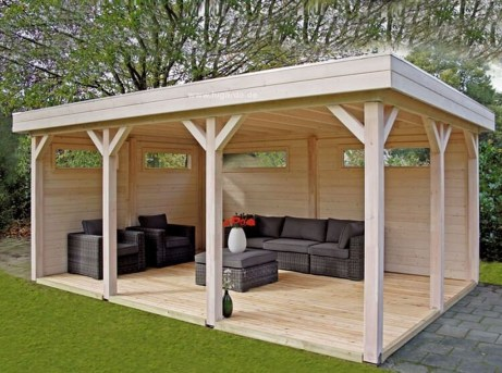 Gorgeous Backyard Gazebo Design Ideas You Must Have02