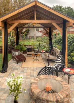 Gorgeous Backyard Gazebo Design Ideas You Must Have17