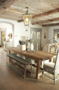 Graceful Farmhouse Dining Room Design Ideas That Looks Cool19