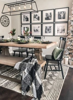 Graceful Farmhouse Dining Room Design Ideas That Looks Cool27