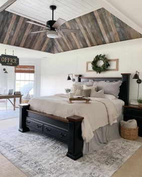 Inexpensive Master Bedroom Remodel Ideas For You17