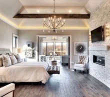 Inexpensive Master Bedroom Remodel Ideas For You44