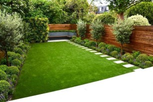 Lovely Backyard Garden Ideas That Looks Elegant40