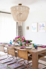 Luxury Feminime Dining Room Design Ideas To Try Asap04