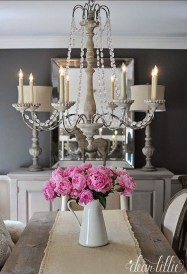 Luxury Feminime Dining Room Design Ideas To Try Asap13