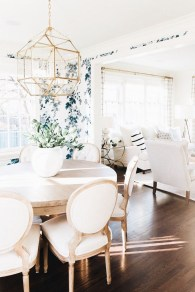 Luxury Feminime Dining Room Design Ideas To Try Asap31
