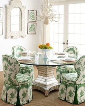 Luxury Feminime Dining Room Design Ideas To Try Asap34