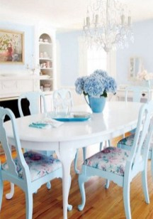 Luxury Feminime Dining Room Design Ideas To Try Asap38