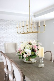Luxury Feminime Dining Room Design Ideas To Try Asap49