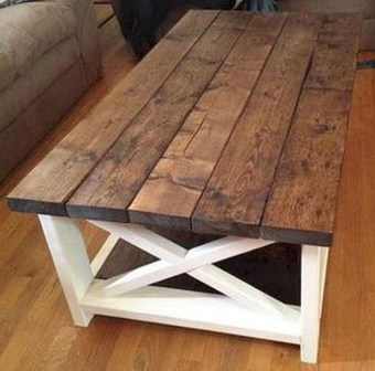 Pretty Coffee Table Design Ideas To Try Asap06
