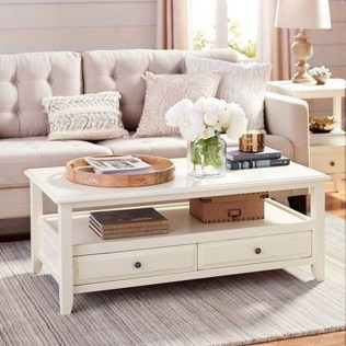 Pretty Coffee Table Design Ideas To Try Asap23