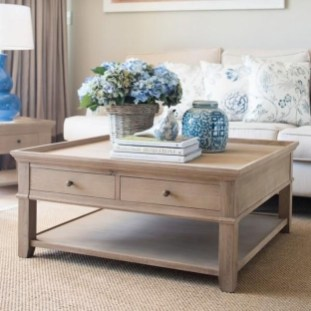 Pretty Coffee Table Design Ideas To Try Asap33