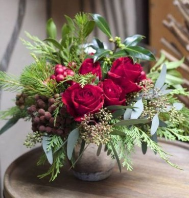 Stylish Lower Arrangements Ideas For Table Decorating02
