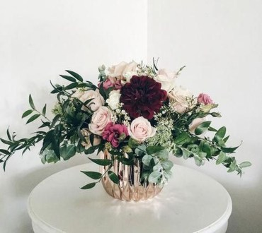 Stylish Lower Arrangements Ideas For Table Decorating11