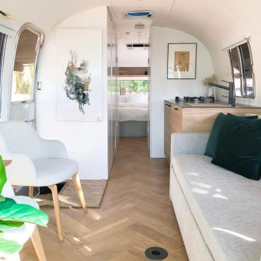 Unique Airstream Interior Design Ideas You Must Have17
