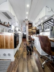 Unique Airstream Interior Design Ideas You Must Have33