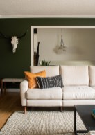 Adorable Black Living Room Ideas That Looks Cool42